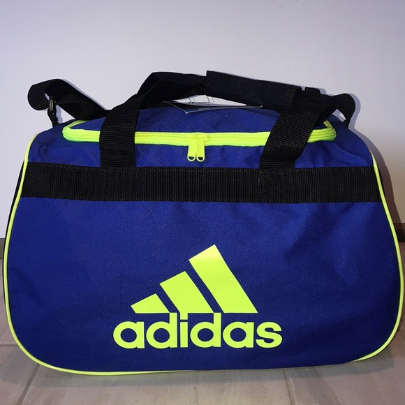 Limited Edition Adidas Blue Electric Travel Bag 59ac025f6f266